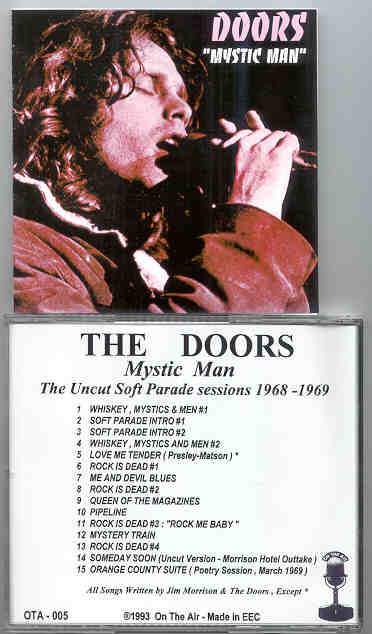 The Doors - Missing Tapes