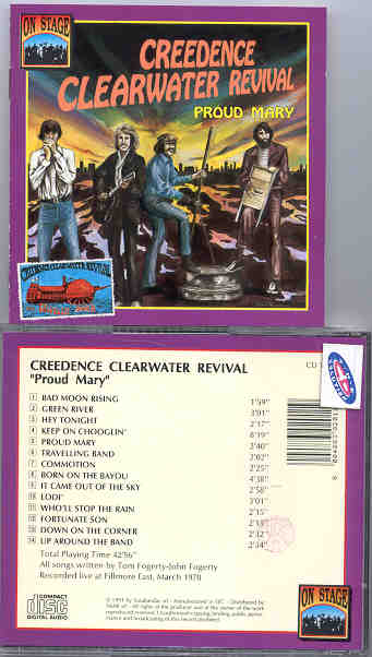 creedence clearwater revived berlin