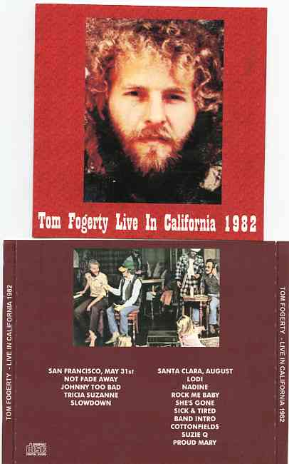 was tom fogerty gay