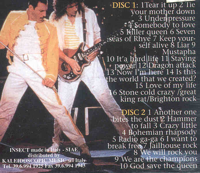 Queen - We Are The Champions (Multitrack)