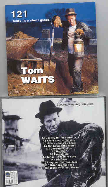 Tom Waits Tour Denver